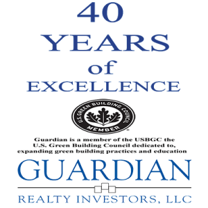 Guardian 40 years of excellence